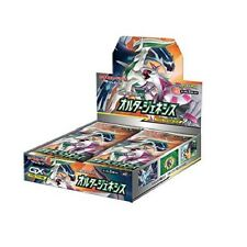 Pokemon card SM12 Alter Genesis オルタージェネシス 1 BOX Japanese