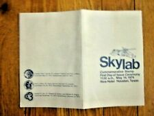 SPACE SKYLAB ORBITING LABORATORY 1974 FIRST DAY ISSUE CEREMONY FOLDER #1529