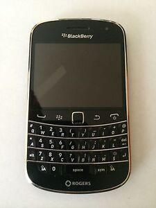 BlackBerry Bold 9900 - 8GB - Black (Rogers Wireless) Smartphone UNLOCKED!!!