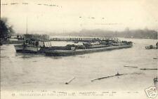 France CPA Paris Inondations Pont Estacade (f334)