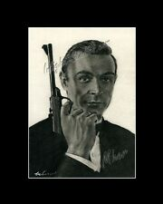 James Bond fictional freehand drawing from artist art Image picture