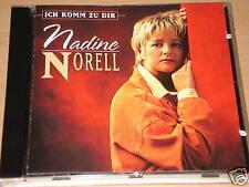 NADINE NORELL ICH KOMM ZU DIR CD DEUTSCH SCHLAGER MIT LA LUNA BLUE (YZ)