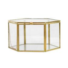 Geometric Terrarium Flower Succulent Plant Planter Pot Box Home Decor #4