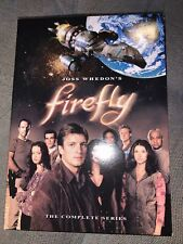 0024543089292 Joss Whedon's Firefly The Complete Series Sci-Fi Show 4 Dvds 20th