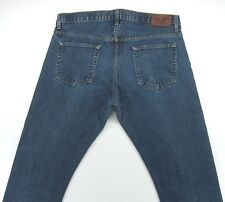 BROOKS BROTHERS 1818 JEANS  SLIM FIT  men's jeans  size 35 / inseam 32