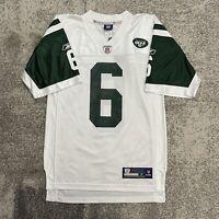 NWT Reebok NFL New York Jets Mark Sanchez Football Jersey Mens Small