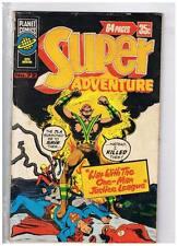 Planet Comics Super Adventure Comics #72 VG/F- 1974 Australian