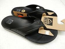 Reef Mens One Black Size 9