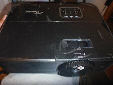 Optoma EH336 3D Ready FullHD 1080p DLP 240W Projector  3400 lumens HDMI VGA USB