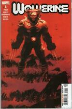 WOLVERINE # 1 Dx Not Variant Cover