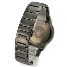 Official Emporio Armani Mens AR2454 Half Watch Strap