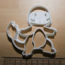 Pokemon  charmander Cookie Cutter 3d printed