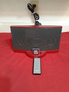 Bose SoundDock Series ii  Speaker W/remote