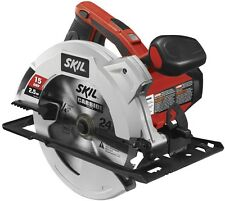 Circular Saw Skil 15 Amp 7 1/4 in Inch Carbine Tipped Blade Lightweight Corded