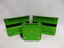 Pro Sled Caddy 3pc Green Aluminum Sled Dolly Snowmobile Dolly 4120-0022