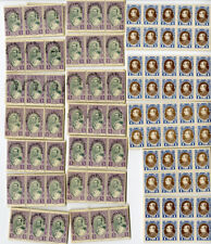 Albania Stamps # 193 Stamps # 237 Stamp Lot Mint NH Scott Value $1,350.00