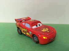Disney Pixar Cars 2 Lights and Sounds Lightning McQueen World Grand Prix Diecast