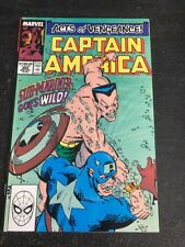 Captain America#365 Incredible Condition 9.0(1989) Sub-mariner, Dwyer Art!!
