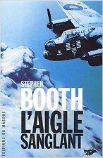 Stephen Booth - L'aigle sanglant - 2003 - Broché