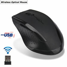 DE 2.4GHz Wireless USB Maus PC Kabellos Mouse Computer Laptop Notebook Funkmaus