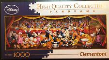 "1000 Piece Clementoni - ""Disney Classic Panorama"""
