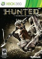 NEW FACTORY SEALED! Hunted: The Demon's Forge Xbox 360