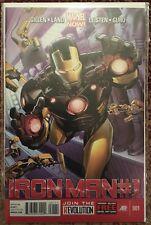 Iron Man (2013) 1-17, complete run, Gillen/Land, Marvel