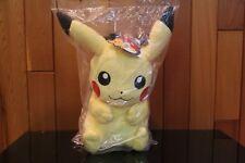 Pokemon Pikachu Plush Backpack