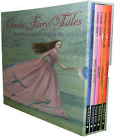 Children Classic Fairy Tales Collection Walker 5 Books Collection Set New Pack