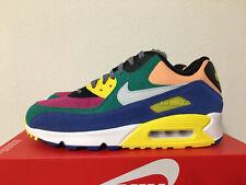 Nike Air Max 90 QS Mens Size 10 Shoes CD0917 300 Viotech 2.0 Multicolor