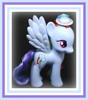 "❤️My Little Pony MLP 6"" FASHION STYLE Rainbow Power Rainbow Dash STAR EYE 2014❤️"