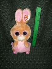 """Ty BOO (Ballerina BUNNY RABBIT)TWINKLE TOES*13""""(med size)  MWMT * VHTF * Retired"""