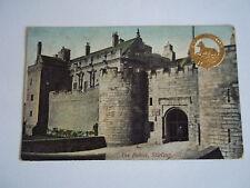 THE PALACE STIRLING POSTCARD - SCOTLAND