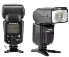 OLOONG SP-690 LCD Gn50 E-TTL Flash Light Speedlite for Canon EOS 90D 77D 750D 5D