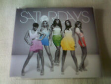 THE SATURDAYS - UP - UK CD SINGLE