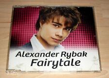 CD Maxi-Single - Alexander Rybak - Fairytale