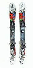 GPO JAM 99 cm Skis inc Release Bindings Snowblades mini ski blades