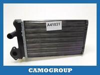 Radiator Heat Exchanger Heat Interior Heating Exchanger Valeo VOLKSWAGEN Polo