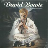 DAVID BOWIE - LIVEANDWELL.COM 2021 CD * NEW & SEALED *