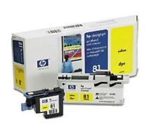 HP testina di stampa Designjet 5000 5000PS 5500 5500ps/C4953A N.81 GIALLO
