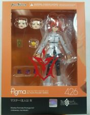 Master/Female Protagonist - Fate/Grand Order figma Figure - NEW - Free Shipping