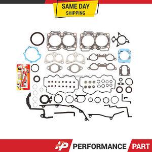 Full Gasket Set for 90-98 2.2 Subaru Impreza Legacy EJ22 Silicone
