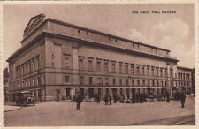 DUNDEE( Scotland) :  The Caird Hall,Dundee