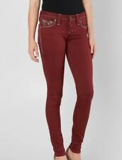 Rock Revival Women's Sundee Skinny Colored Jeans #TE9407S230R Size: 28 x 32