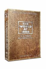 THE WORLD AT WAR COMPLETE TV SERIES BOX SET COLLECTION   New   Sealed   Dvd