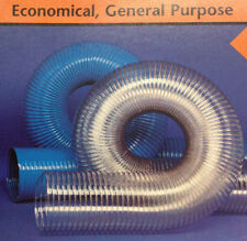 10''Id Cvd Blue Pvc Hose/Ducting With Wire Helix -20 To +180''F'&# 039;