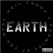 Neil Young - Promise of the Real - Earth (Live Recording) cd digipak