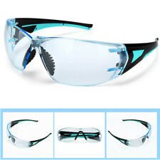 Safety Glasses Safety Goggles with Anti Fog coated Anti-Scratch Uv Protection