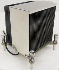 Disipador térmico de procesador de workstation HP Z400/Z600/Z800 & conjunto del ventilador, P/N: 463990-001