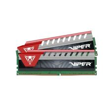 Patriot Viper Elite 8GB 2X4GB Dual Channel DDR4 2400MHz PC4-19200 DIMM Desktop